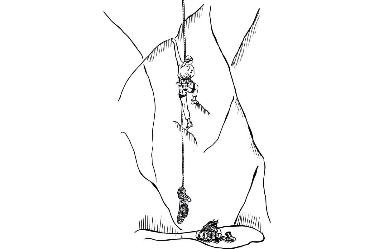 clog klatring
