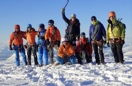 Alpine samlere fra tidligere arrangement i regi av NTK. Foto: Signar Nilsen