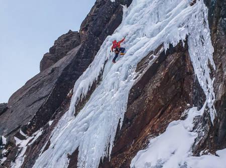 isklatring nordland alpinklatring Christian Dramsdahl