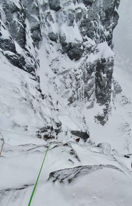 Alpine omgivelser