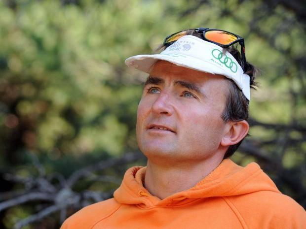 Ueli Steck ble funnet død under Nuptse, ved Everest.