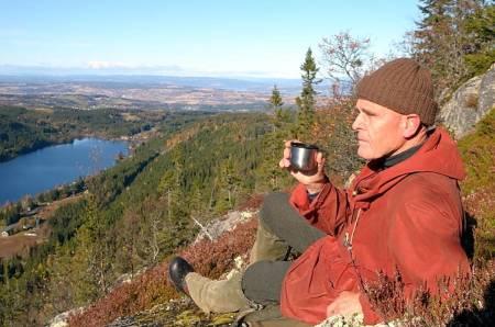 Nils Faarlund mener at Sigdal Aktiv ikke skjønner alvoret av den lunkne holdningen til Fylkeskommunen, Fylkesmannen og 15 natur- og friluftsorganisasjoner. Arkivfoto: Erlend Sande