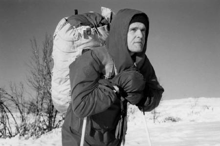 SVARER TILBAKE: Faarlund presiserer nok en gang at via ferrata på Andersnatten er et lite gjennomtenkt prosjekt.