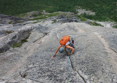 fjellklatring