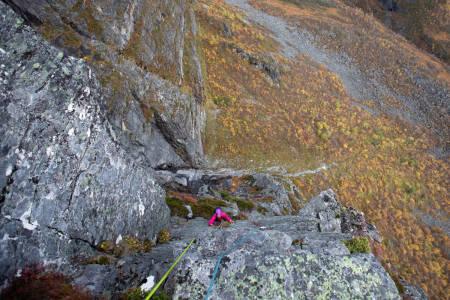 Innerdalen klatring