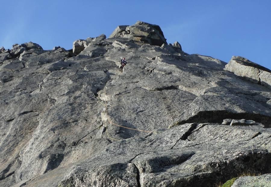 Stetinds sydpillar er en av Norges aller største fjellklassikere. Foto: Elise Thoresen Sletten