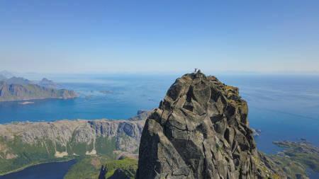 Stjerntind, 10 vanskeligste fjell