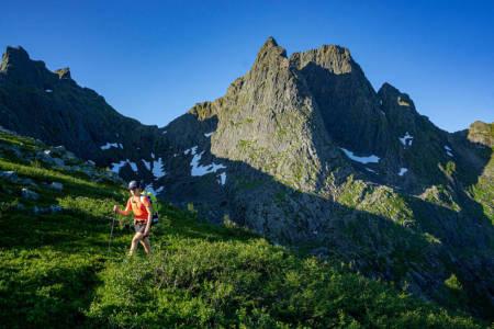 Tretinden, 10 vanskeligste fjell