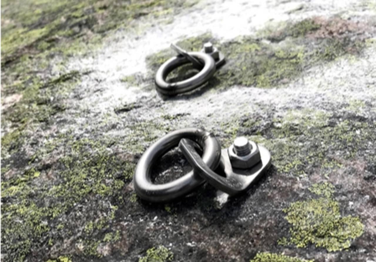Nytt: Reboltibng av standplass på ruta Reven på Hægefjell. Foto: John Liungmann