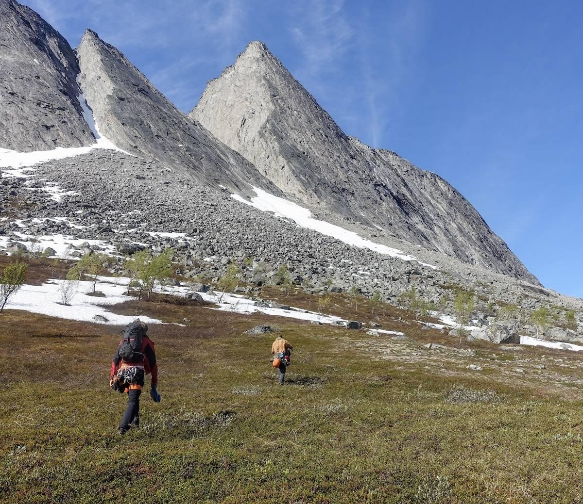 Skjomen, Lappviktind, Lapplunk, Andreas Widlund, Narvik