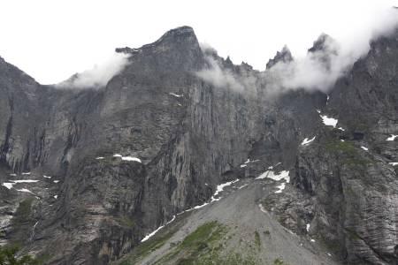 Romsdalen, Trollveggen, Dag Hagen