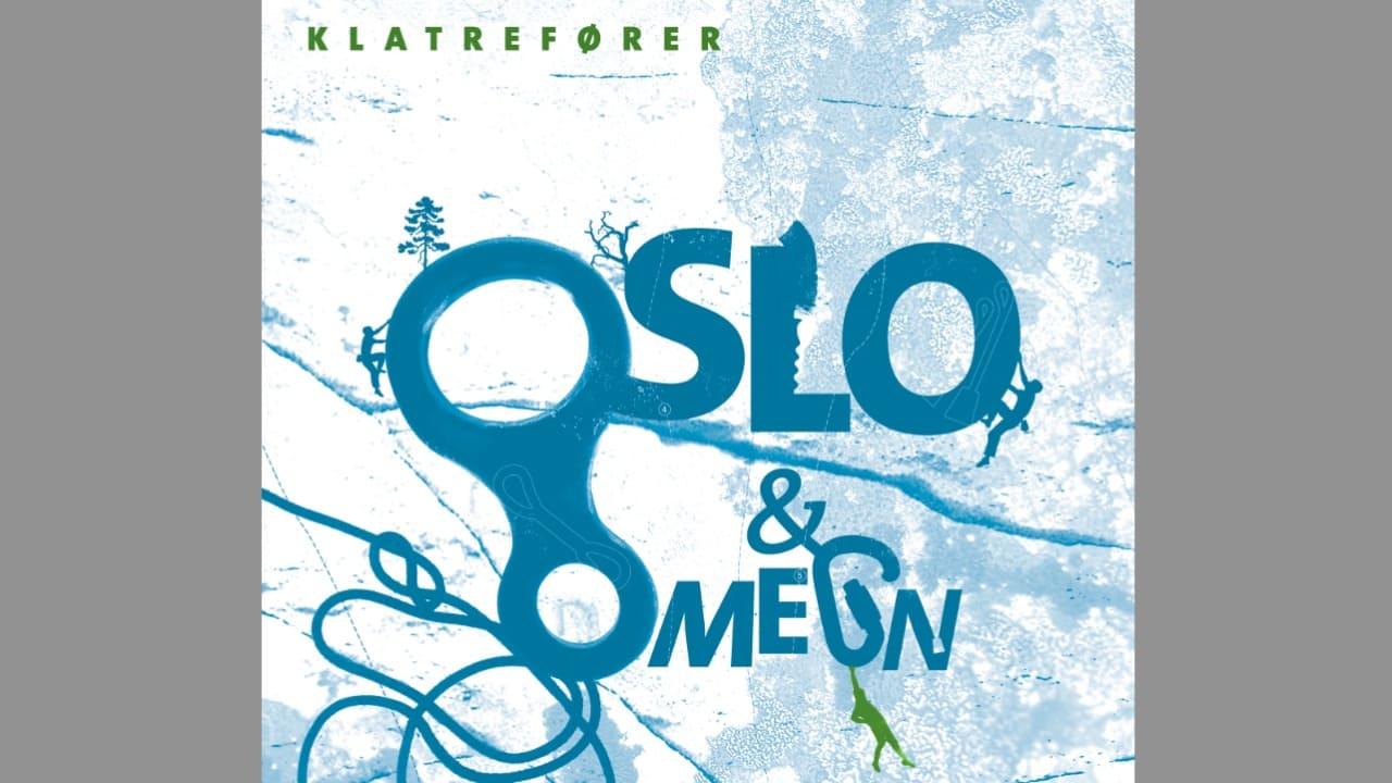 NY TIL SESONGEN: Den nye Osloføreren fra Kolsås klatreklubb burde gi mye god inspirasjon denne klatrevåren.