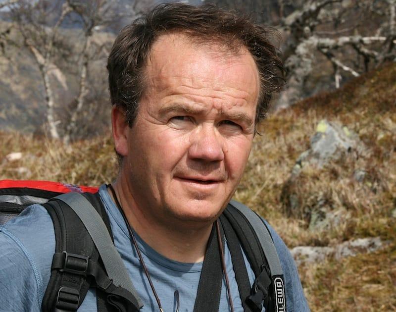 Jon Gangdal. Foto: Privat