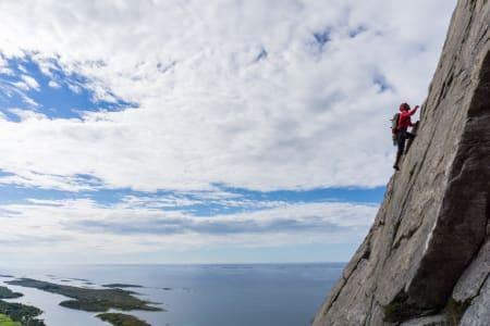 Ny fører for klatring ved Kristiansund