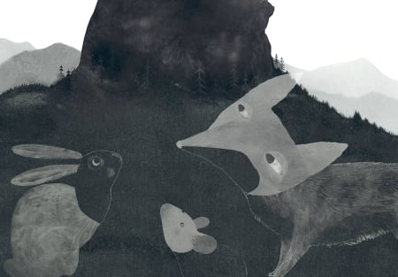 Illustrasjon: Julie Gry Sveistrup