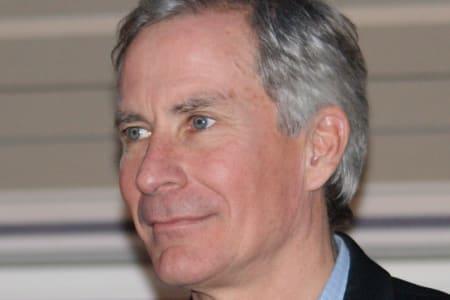 David Breashears har vært på Mount Everest fem ganger. 19. september holder han foredrag i Oslo.