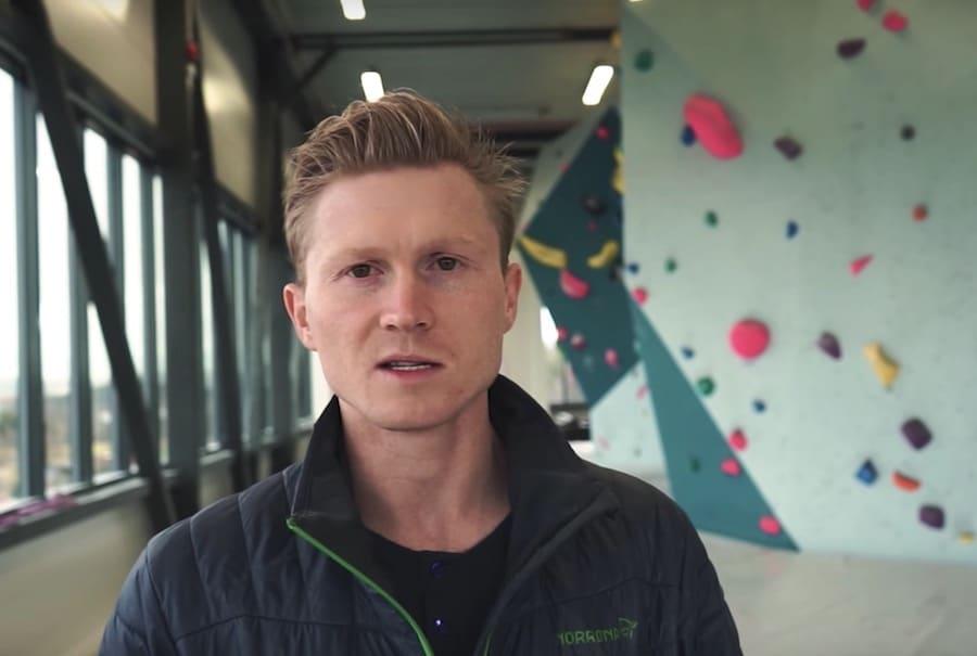 Magnus Midtbø blogger om åpningen av Oslo Klatresenter.
