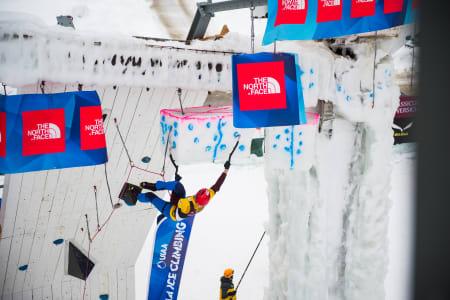 2018 UIAA Ice Climbing World Cup, Rabenstein (Italy) UIAA/Patrick Schwienbacher