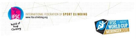 Plakat for arrangementet. Kilde: www.ifsc-climbing.org