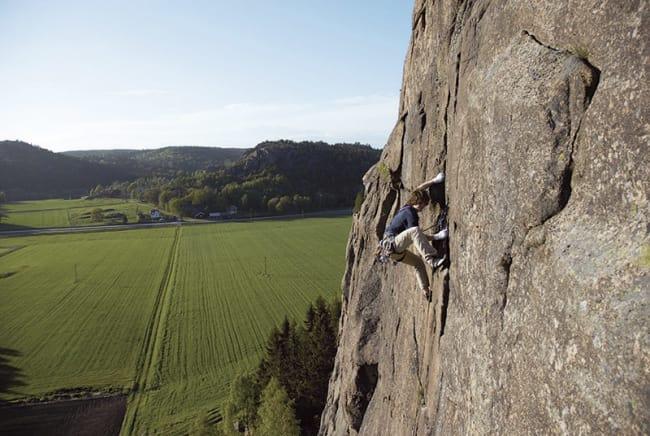 Syv tips til å bli en bedre klatrer