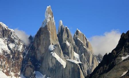 Cerro Torre. Foto: Wikimedia.org