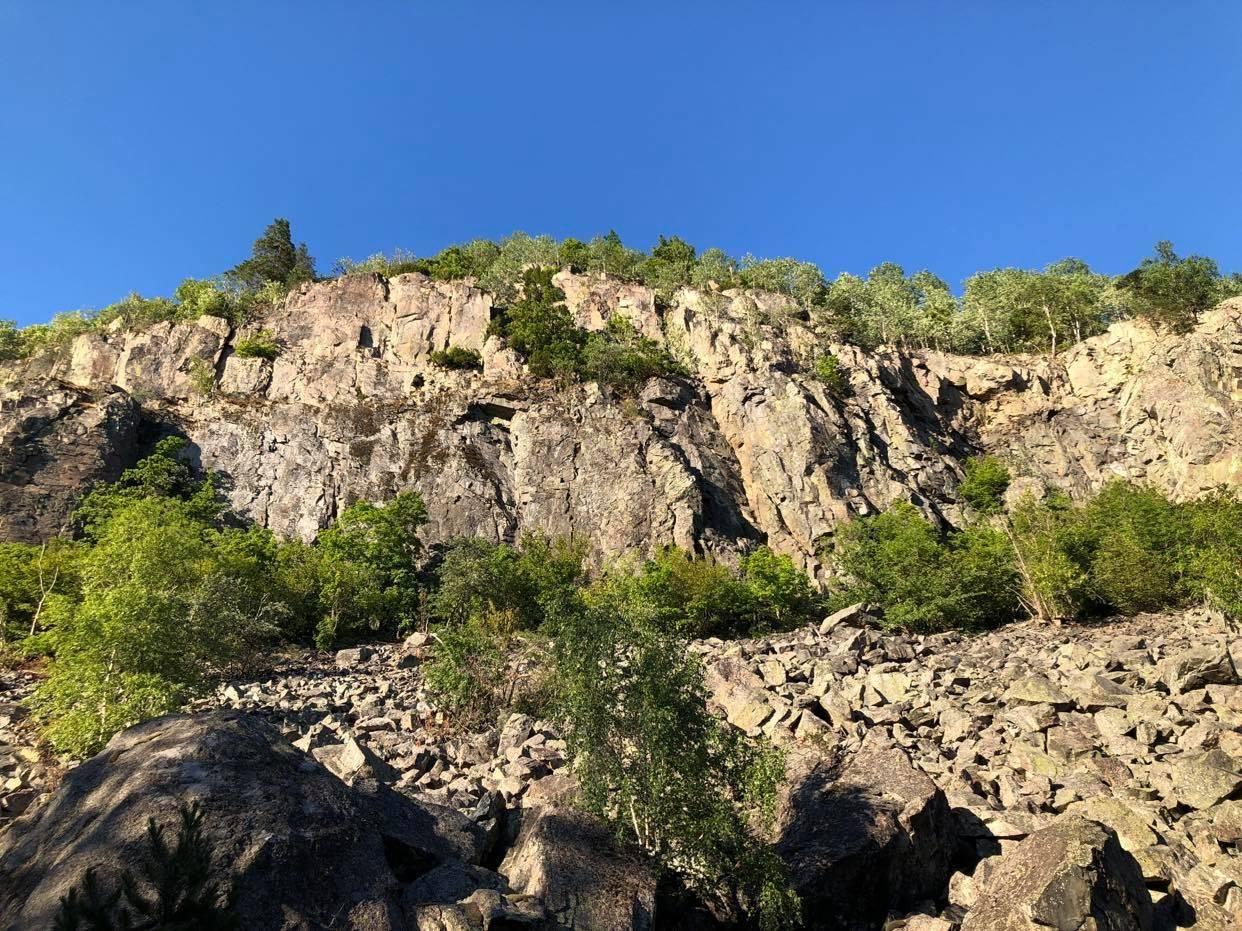 Nedre Sydstup i juli 2019. Foto: Olav Vestlie
