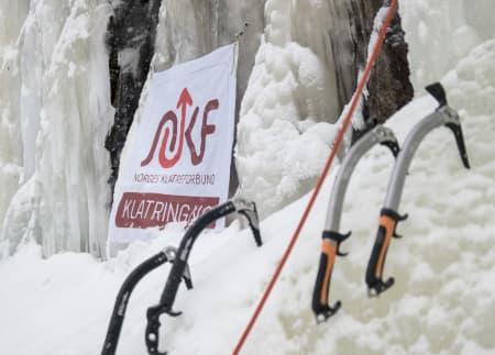 Isklatrejenter arrangerer samling i januar.