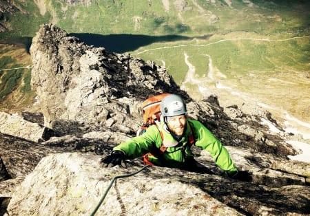 Vertikale Romsdalen. Foto: Bjørn Kruse