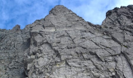 Klauva i Romsdalen. Foto: NIls Nielsen