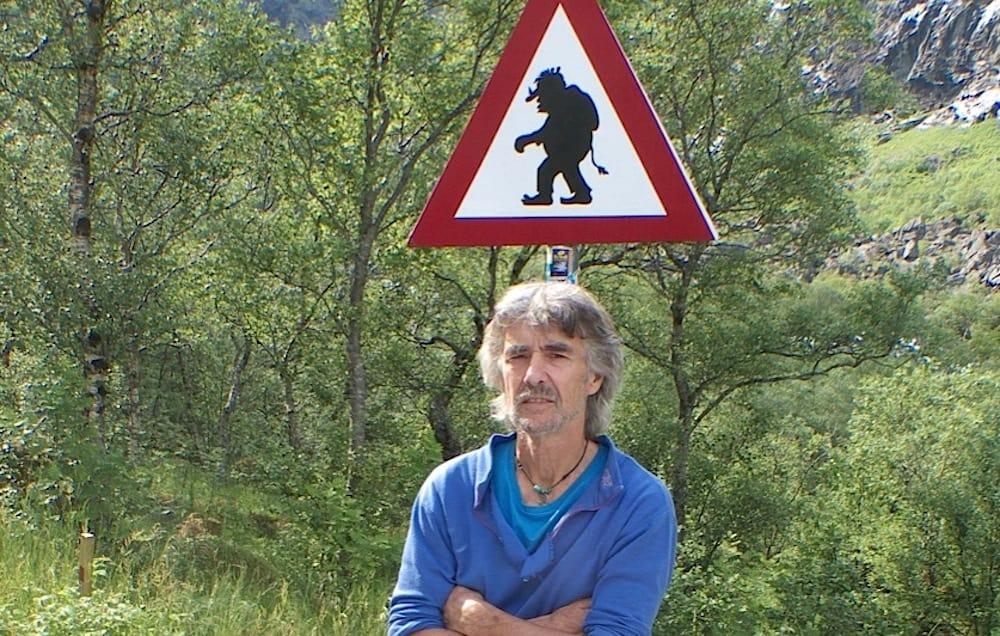 «Those trolls get everywhere», i følge Diane Taylor. Foto: Diane Taylor