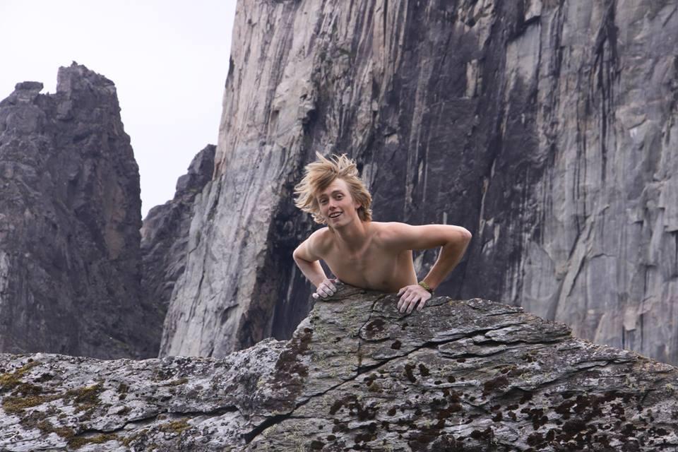 Martin Skaar Olslund elsker fjell. Nå har han friklatret en ny variant av Storpillaren.