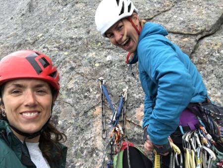 Thea Øvregard Røhme og Emma Sunnefeldt Nyberg