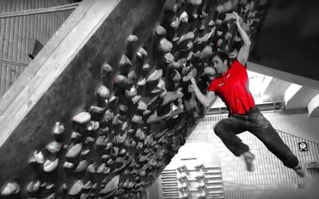 Patxi Usobiaga trener. Foto: Skjermdump fra filmen