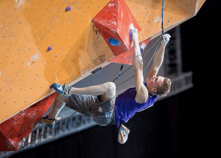 Jacob Schubert klatrer seg inn til 1. plass i VM.