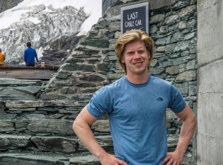 Joakim Sveen, trenerstilling, Bergen klatreklubb