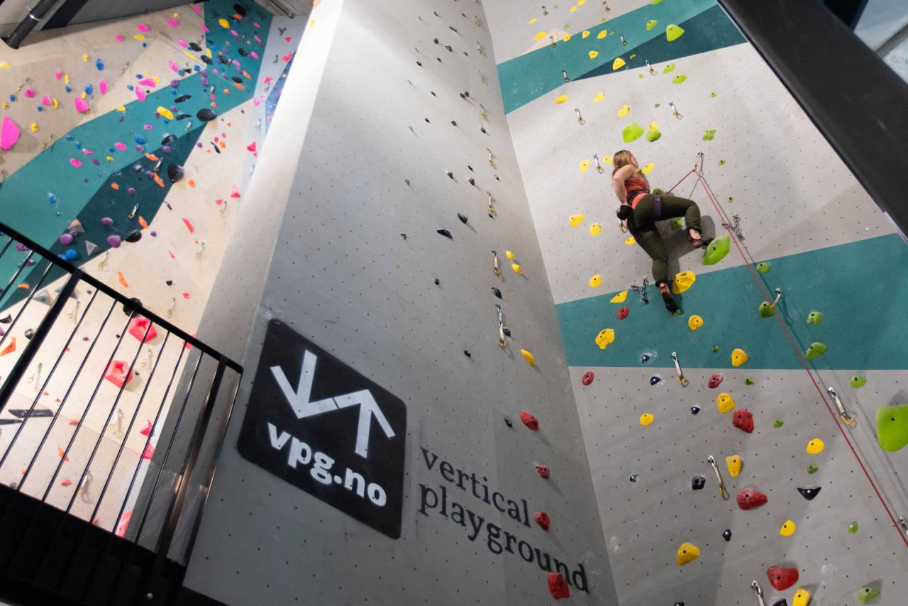 Krux klatring oppdal klatring