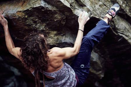 Skade klatring