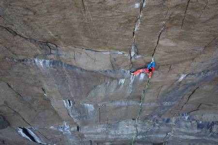 trening klatring