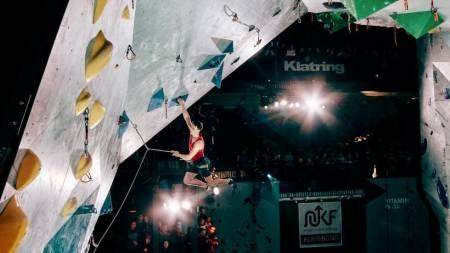 Leo Bøe vant herreklassen i NM i led i fjor. I år er det mange påmeldte i alle klasser på både Norgescup og NM. Foto: Bjørnar Brende Smestad