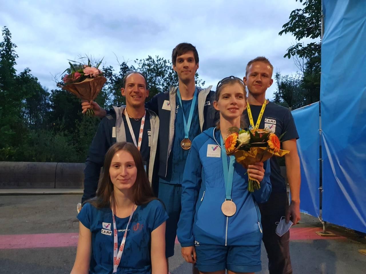 Paraklatring verdenscup Innsbruck