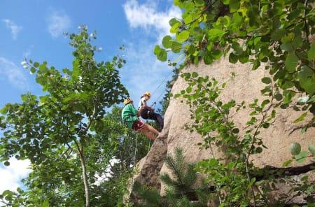 Aktivitetsskole med klatring