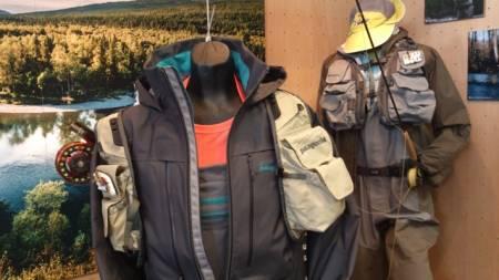 Til glede for den voksende gruppen av klatrende fluefiskere med god økonomi, bringer vi dette bildet fra Patagonias stand.