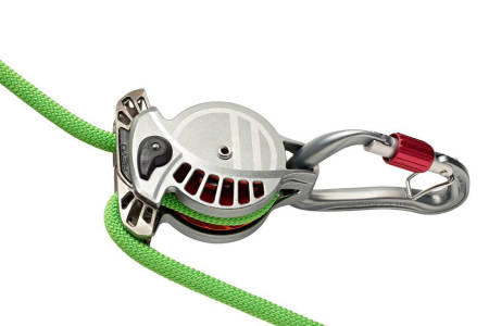 Wild Country Revo bi-directional belay device