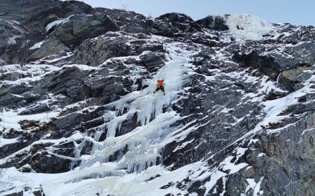isklatring Oppdal Drivdalen