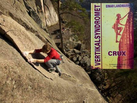 Einar Landmark klatring bok vertikalsyndromet