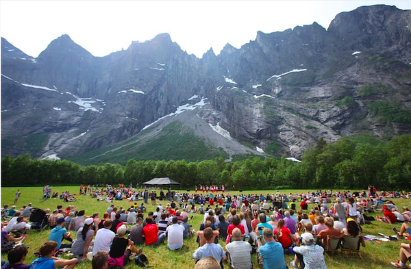 norsk fjellfestival