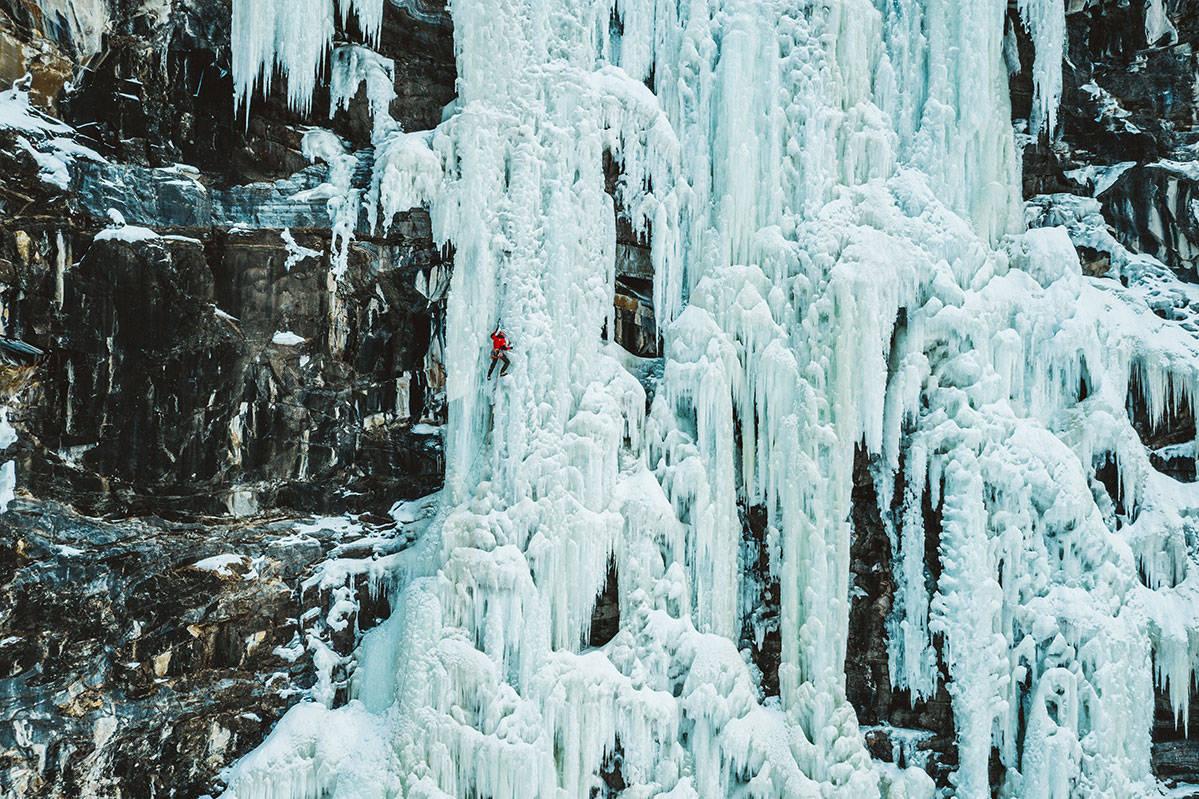 Arctic Ice Festival isklatring