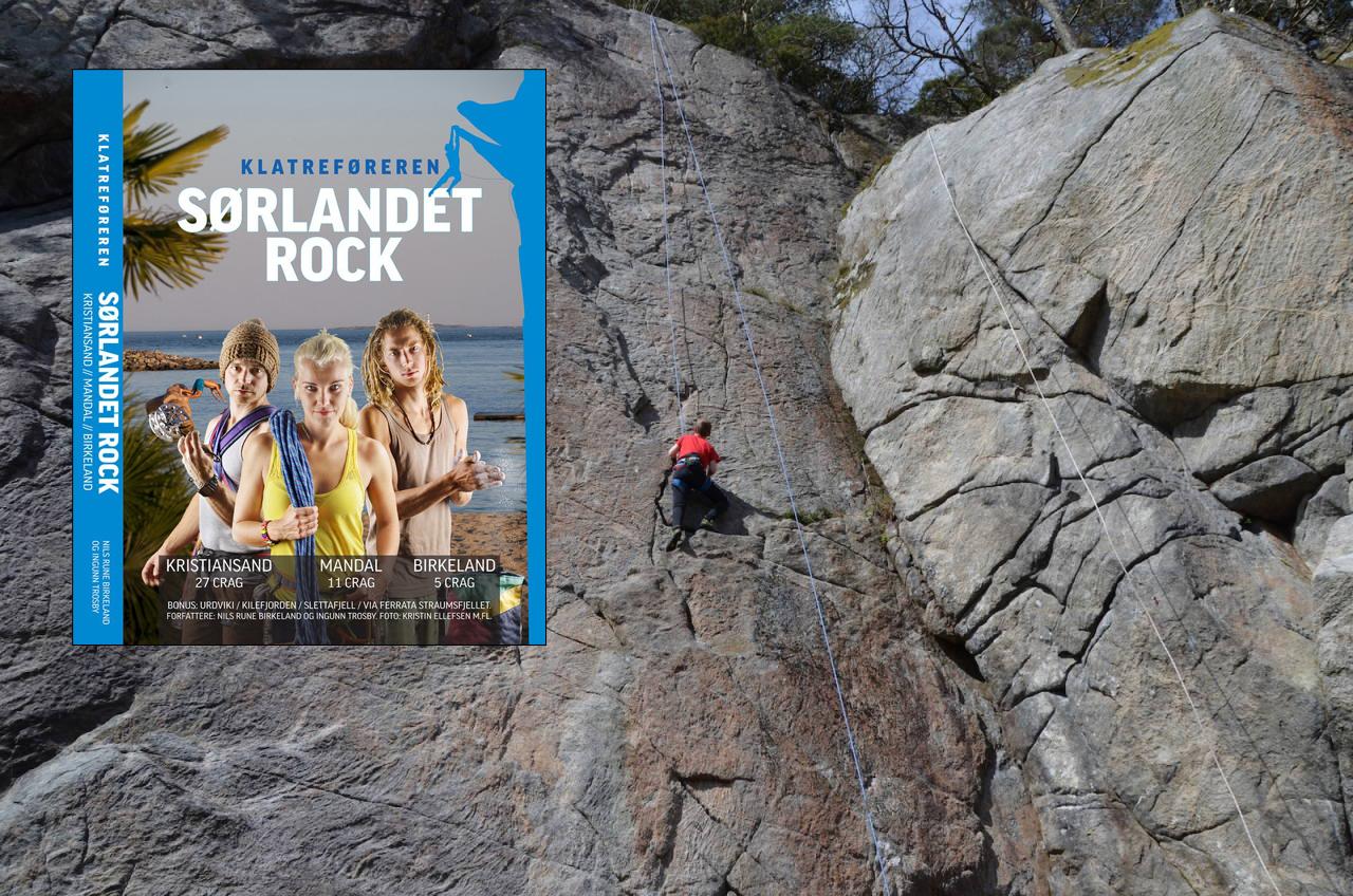 Sørlandet Rock klatring