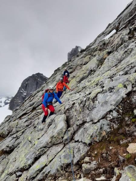 Pionerruta. Foto: Lisa Kvålshaugen Bjærum