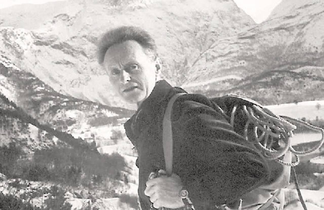 Arne Randers Heen i 1965. Foto: Ukjent/NTB